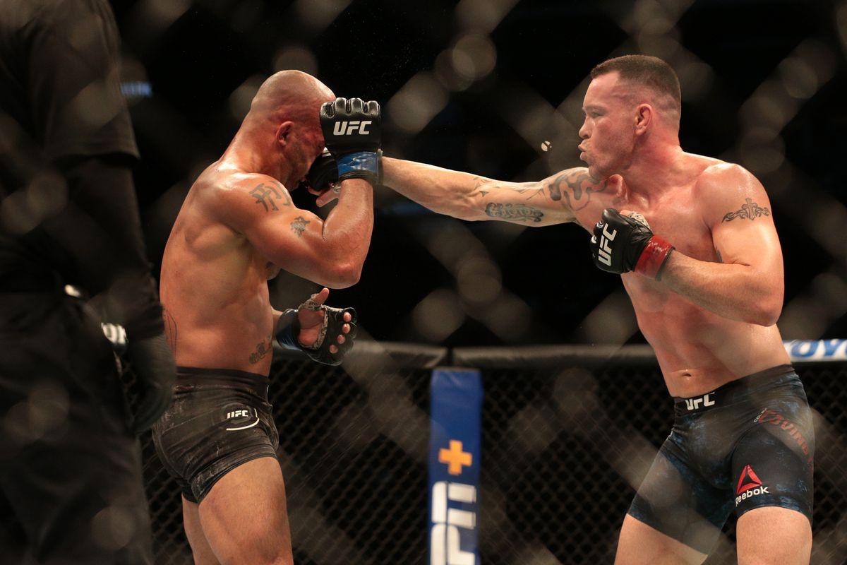 Colby Covington  vs. Robbie Lawler - UFC Newark