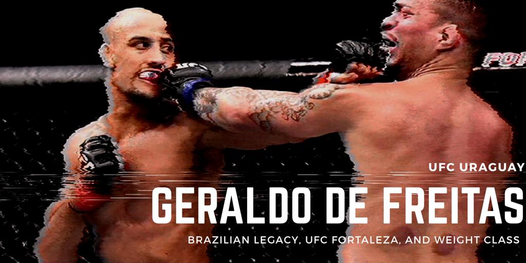 Geraldo De Freitas Jr.