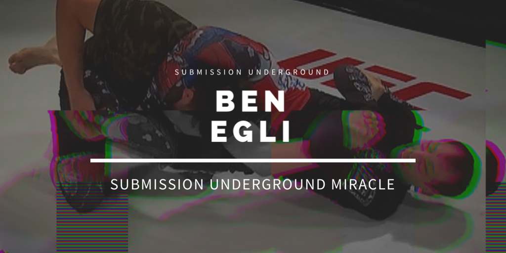 Ben Egli SUG 12 interview