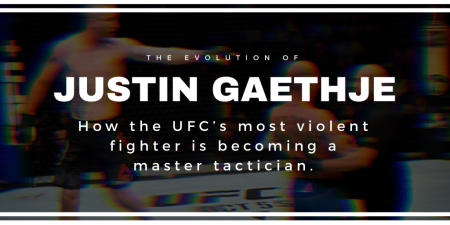 Gaethje master tactician