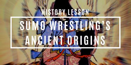 Sumo wrestling history lesson