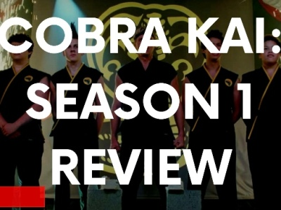 Reviewing Cobra Kai