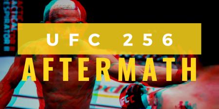 UFC matchmaker Figueiredo vs. Moreno