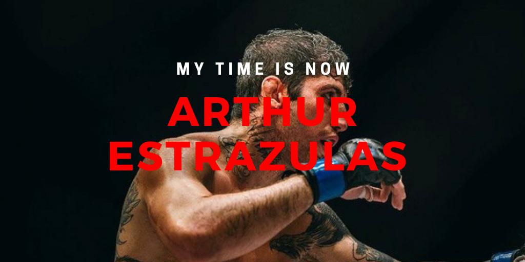 Arthur Estrazulas vs. Nick Browne Interview