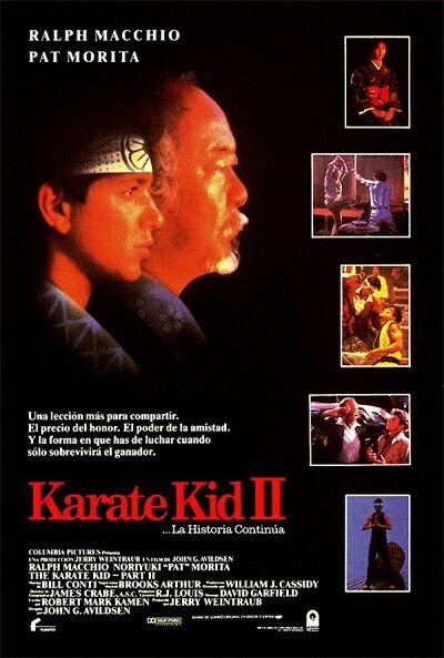 Karate kid review