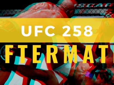 UFC 258 Matchmaker